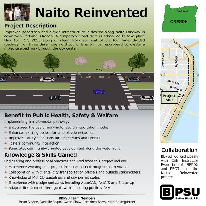 Naito Reinvented PSU Poster